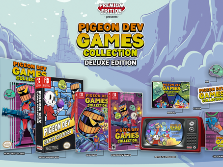 Week of February 7th, 2021 Nintendo Switch Physical Releases & Limited Preorders