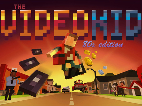 Review #002: The Videokid (Nintendo Switch)