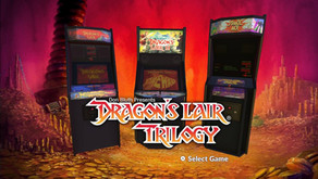 Game Review #125: Dragon's Lair Trilogy (Nintendo Switch)