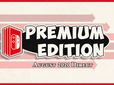 BIG ANNOUNCEMENT! I've started Premium Edition Games!