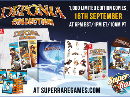 Week of September 12th, 2021 Nintendo Switch Physical Releases & Limited Pre-Orders