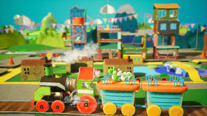 Game Preview] Yoshi's Crafted World Demo (Nintendo Switch)