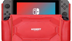 Product Review #009: Aixmeet's Ultimate Nintendo Switch Detachable Case