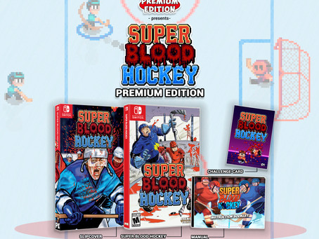 Week of February 28th, 2021 Nintendo Switch Physical Releases & Limited Pre-Orders