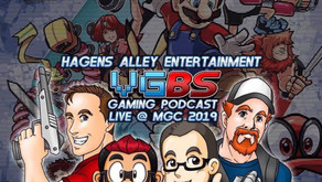 VGBS Live 20 – Collecting on the Nintendo Switch @ Midwest Gaming Classic 2019