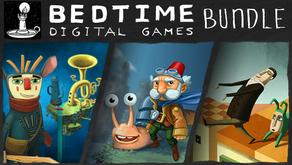 Interview #020: Jonas Byrresen - Bedtime Digital Games