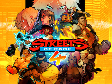 Definitive Streets of Rage 4/Bare Knuckle IV Preorder Guide