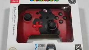 Product Review #003: PowerA Enhanced Wireless Controller -Super Mario Silhouette (Nintendo Switch)