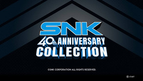 Review #029: SNK 40th Anniversary Collection (Nintendo Switch)