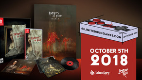 Unboxing Episode #011: Layers of Fear: Legacy (Nintendo Switch)