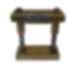 Molde de Tração Indireta - Pórtico de Lottman