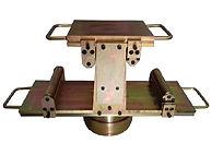 Dispositivo para Tração na Flexão em C.P´s Prismáticos de 10x10x40cm e 15x15x50cm
