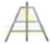 Treliça para Medição de Flechas deTrilhas