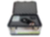 Medidor de Aderência de Tintas - Pull Off - Maleta