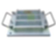 Fôrmas Prismáticas com 4x4x16cm