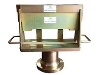 Dispositivo para Compressão Diametral d Cp´s Ø10x20cm e Ø15x30cm