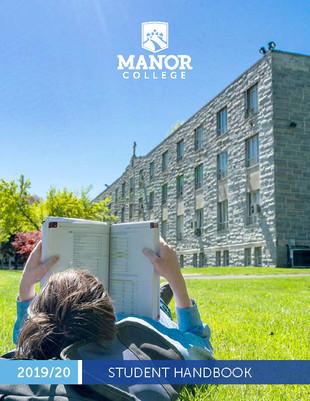 ManorCollege_Student%20Handbook_2019-202