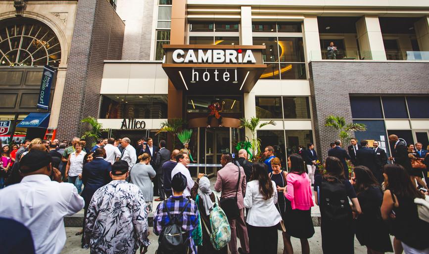 Cambria Hotel Grand Opening -0124-June 2