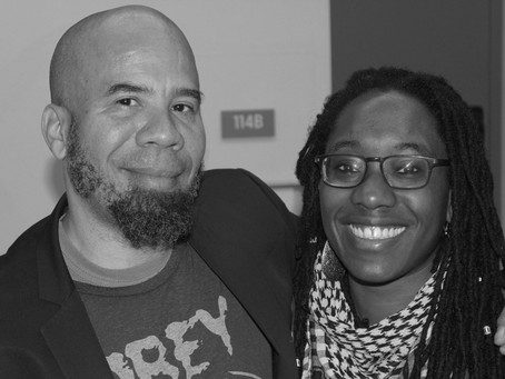 In Conversation: Queer Archives with Shawn(ta) Smith-Cruz & Steven G Fullwood