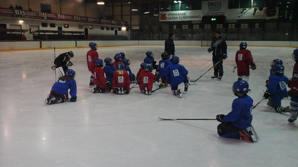 Sill - Allenamento Hockey