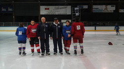 Sill - Nuove divise Hockey