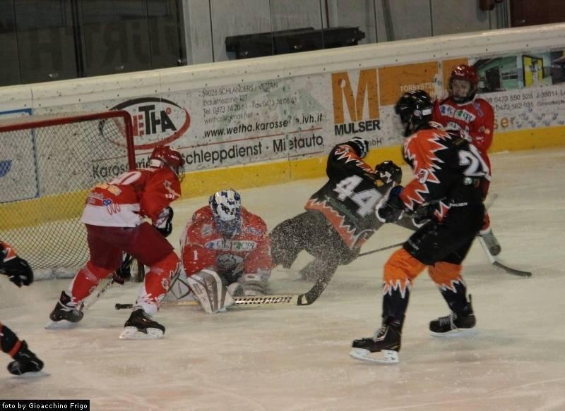 Palaghiaccio Sill - Torneo Hockey