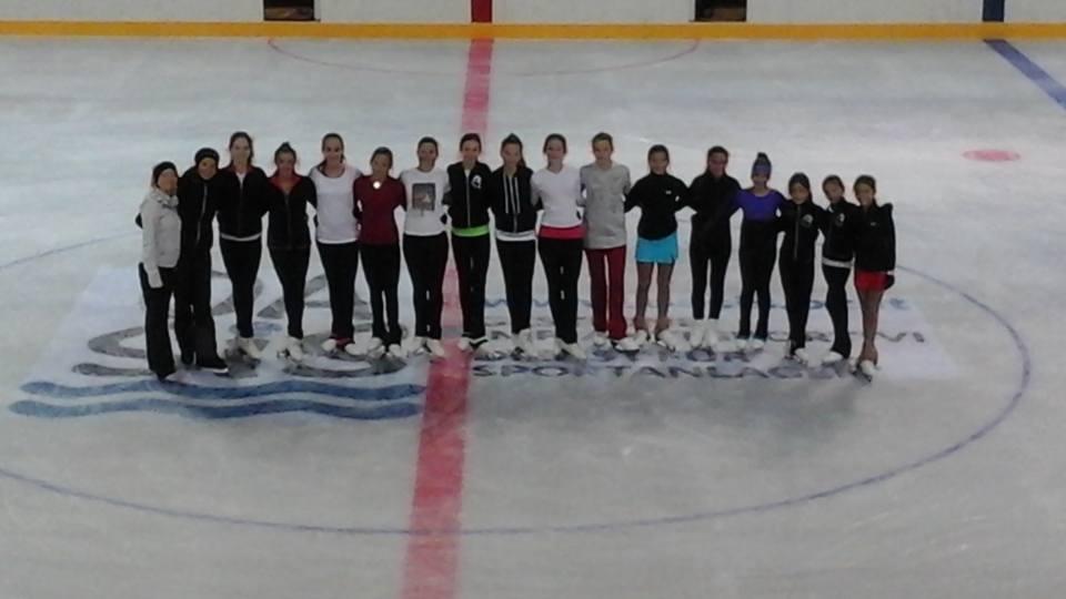 Allenamento Ice Club Bolzano