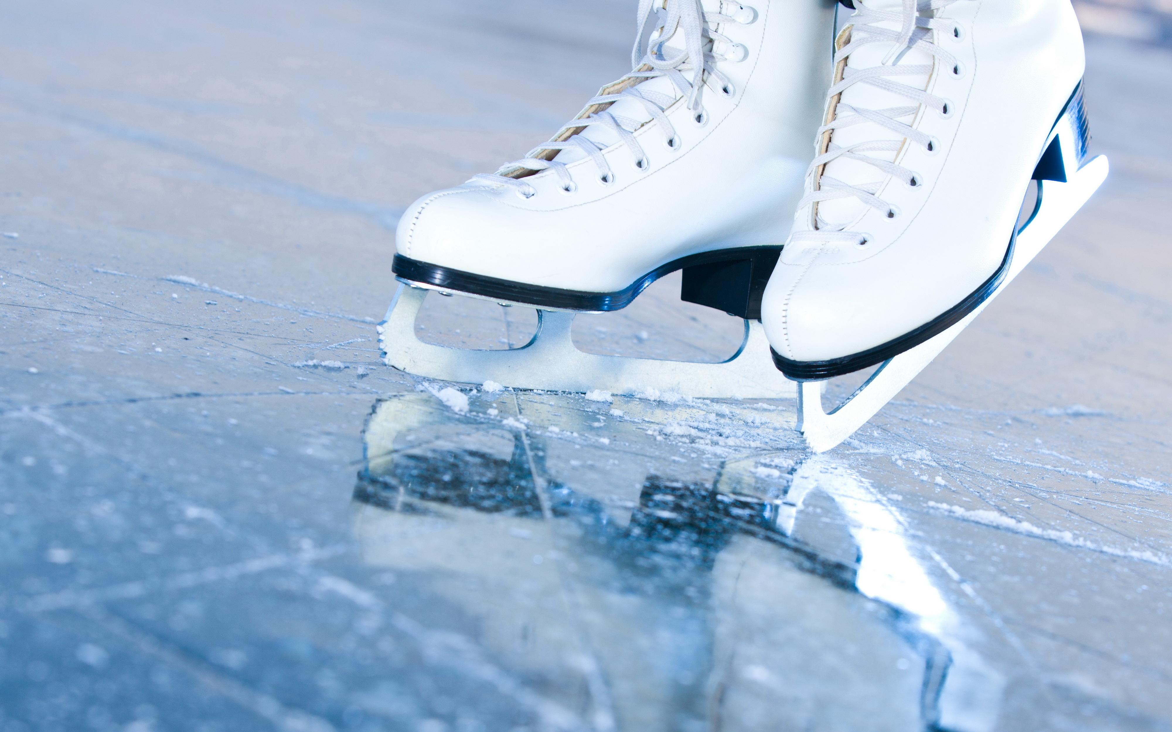 Palaghiaccio Sill- Piste di ghiaccio