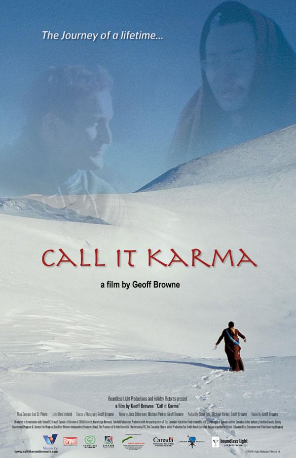 Call It Karma - Poster