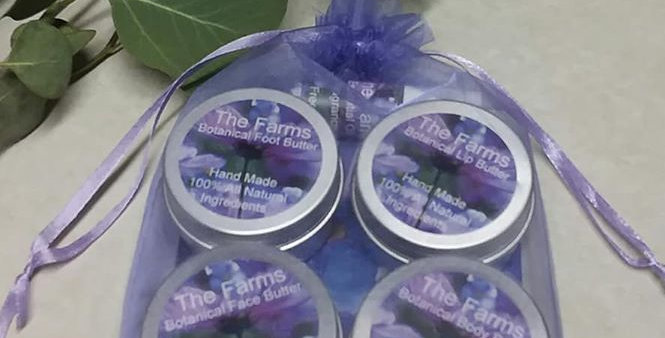 Four Pack with FREE Essential Oil Fragrance