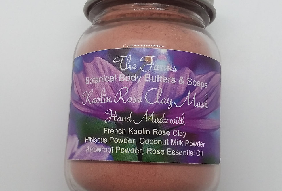 French Kaolin Clay Mask