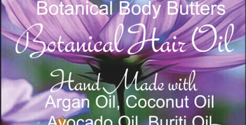 Botanical Hair Oil