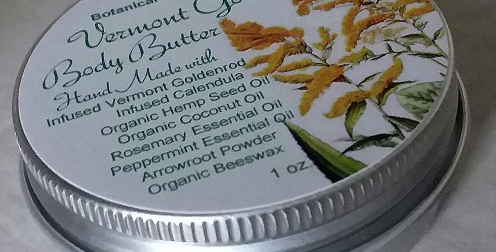 Vermont Goldenrod Butter