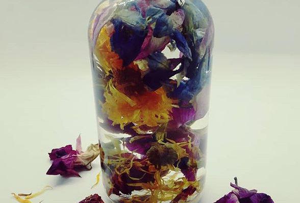 Violet & Neroli Body Oil