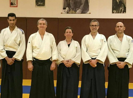 WELCOM TO DOJO BUDO  SCHOOLE FOR TRADITIONAL AIKIDO  IN PARDES HANNA KARKUR