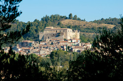 Le Chateau et le Village