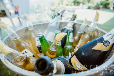 Beer Garden _ Champagne Tub