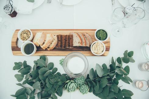 Bread Board _ Succulents