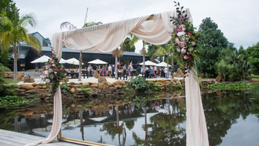 Ceremony Areas and Arches