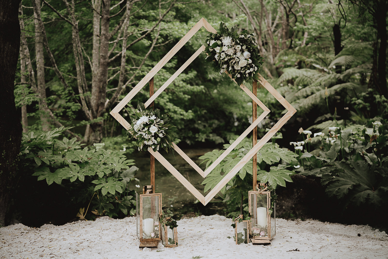 Twilight Ceremony and Reception