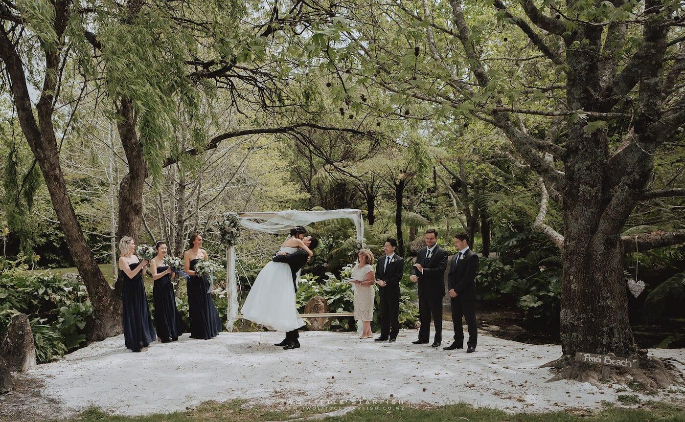 Wedding Ceremony + Reception