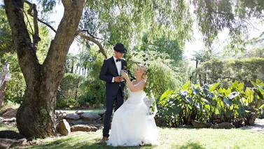 Felicity and Glen
