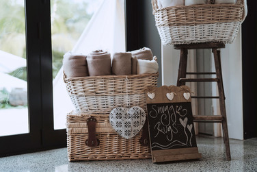 Baskets _ Blankets