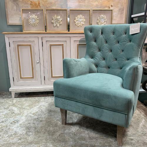 Brayden Chair in Glass House