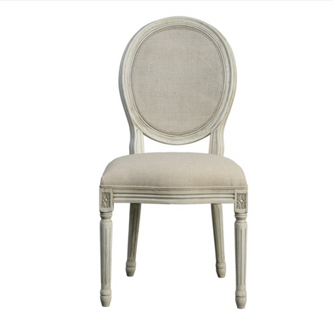 Round Mesh Back Maxwell Chair