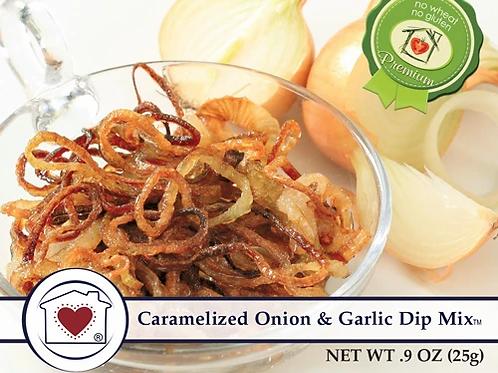 Carmelized Onion & Garlic Dip