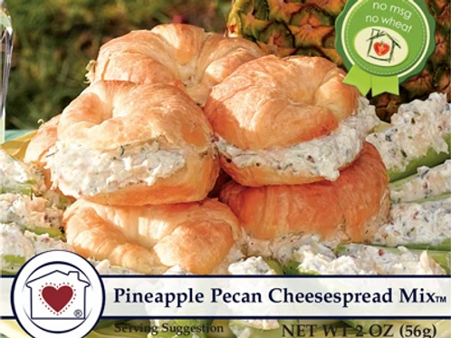 Pineapple Pecan Cheesespread Mix