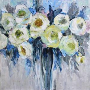 Azure Blooms