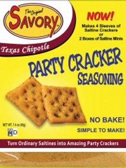 Savory Cracker Mix - Texas Chipotle