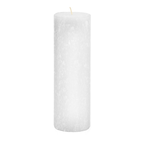 Pillar Candle White Timberline - Root Candle Co